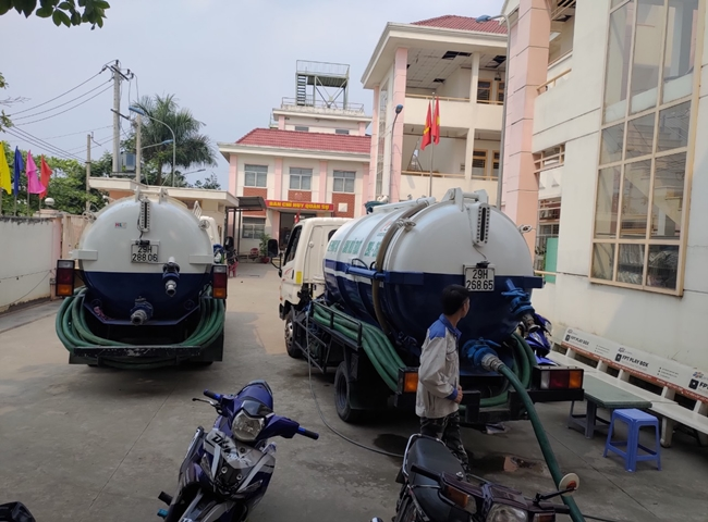 Hút hầm cầu Tiền Giang giá rẻ, nhanh chóng và hiệu quả tại Thành Phát