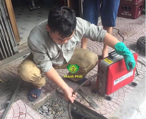 Thông cống nghẹt Long An chuyên nghiệp, giá rẻ và uy tín tại Thành Phát